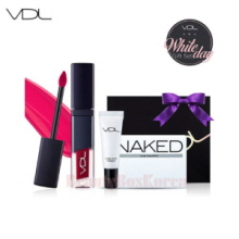 VDL Expert Color Lip Cube Fluid Velvet Set 3items [Monthly Limited - March 2018]